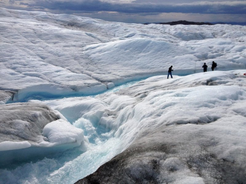 Researchers Discover Fate of Ice Melt from the East Coast of North America