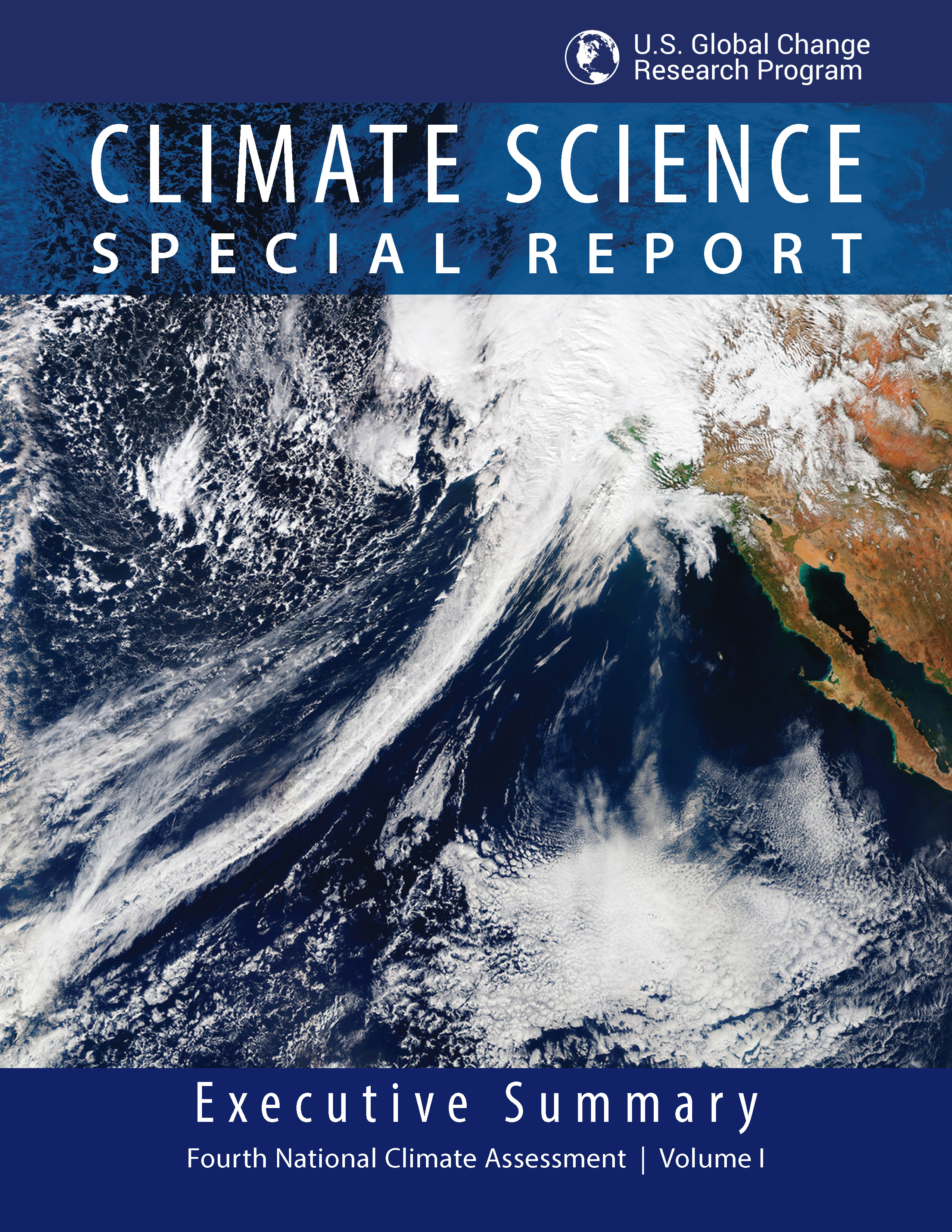 Climate Science report cover
