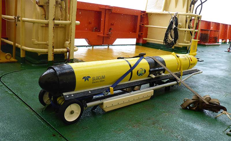 Saba Group Successfully Completes Glider-Based Ecosystem Deployment in Antarctica