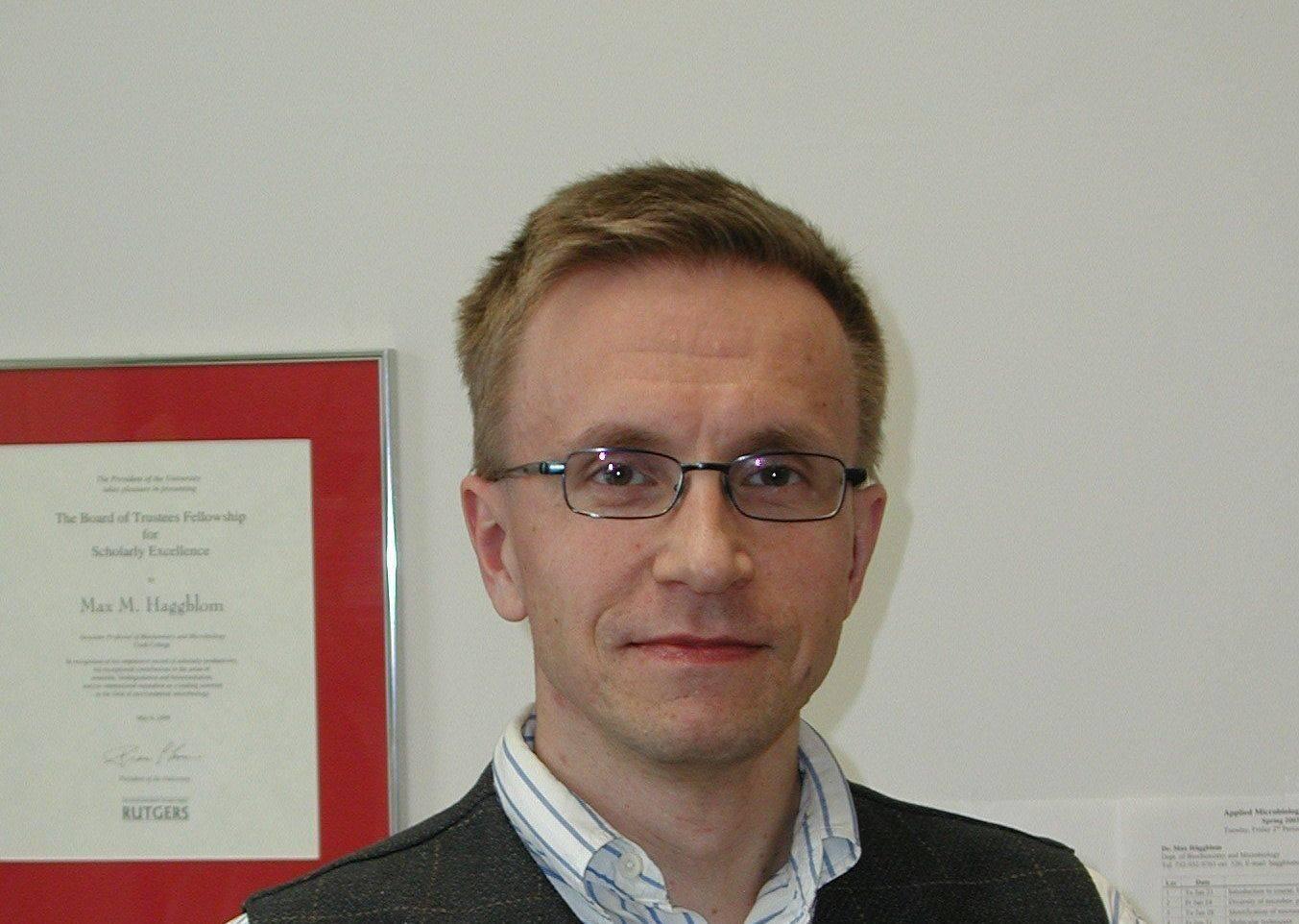 Max Haggblom