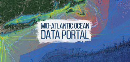 EOAS Plays Key Role in Development of the Mid-Atlantic Ocean Data Portal