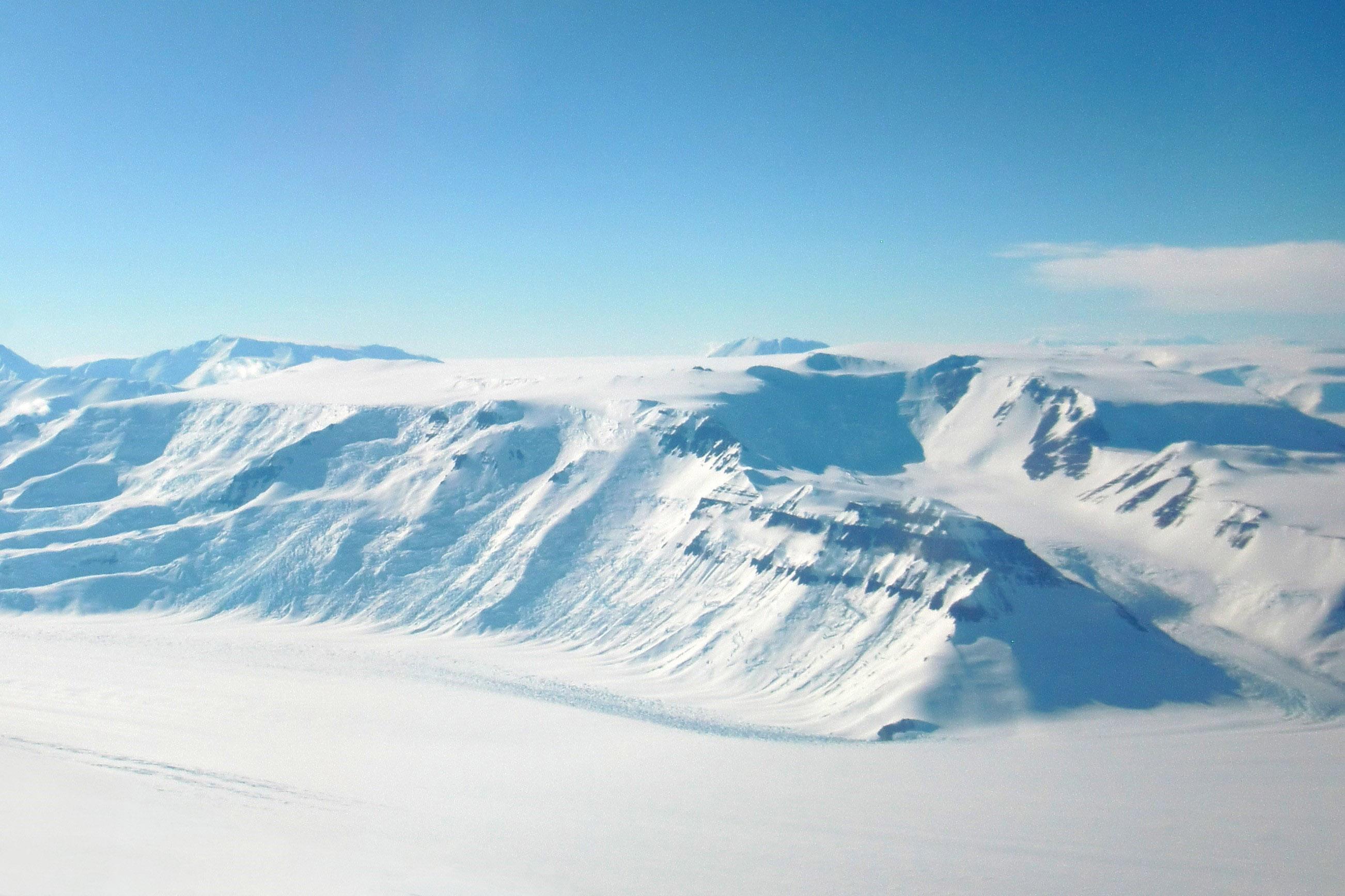 Antarctica courtesy of Lauren Adamo