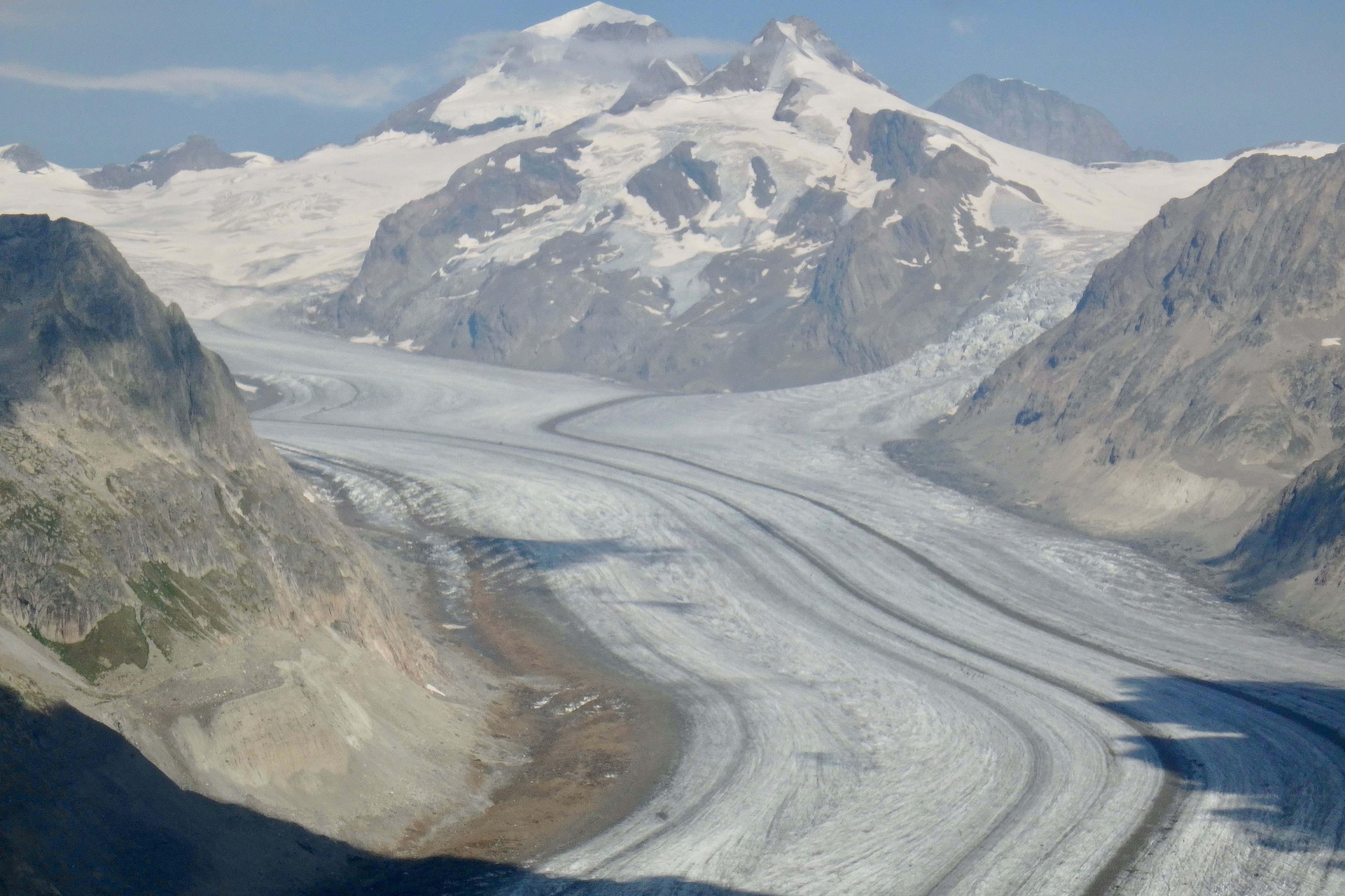 Ice sheets Courtesy of Lauren Adamo