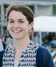 EOAS faculty member Rebecca Jackson