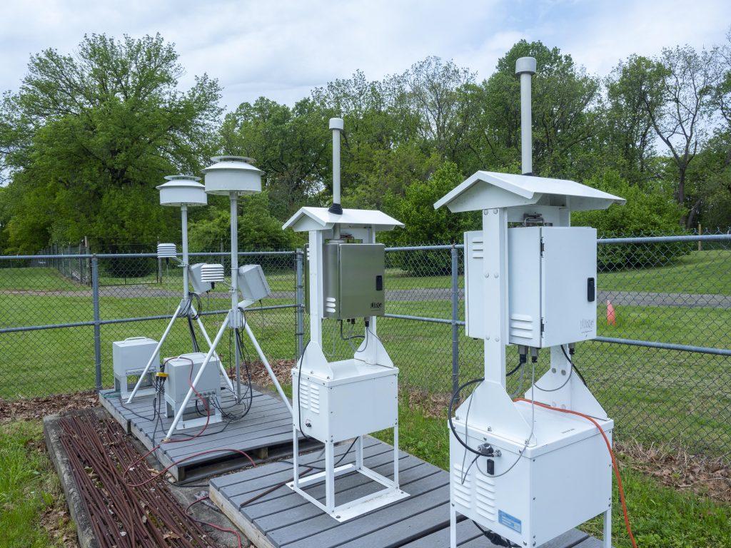 PM 2.5 field sensors
