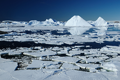 The South Pole has warmed at over three times the global rate since 1989, according to a paper published in Nature Climate Change.