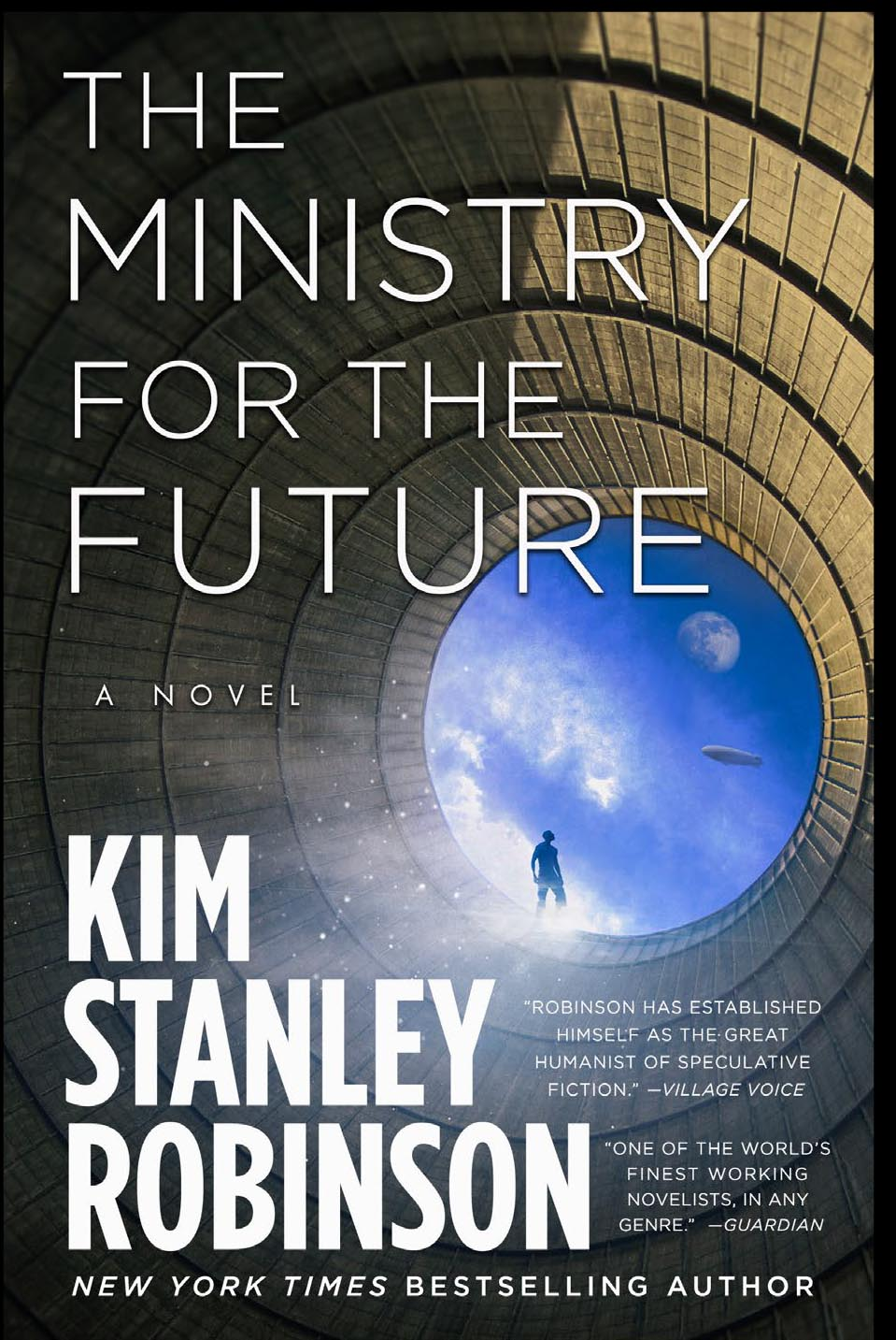 "Author Kim Stanley Robinson to Read and Discuss ""The Ministry for the Future"" October 8"