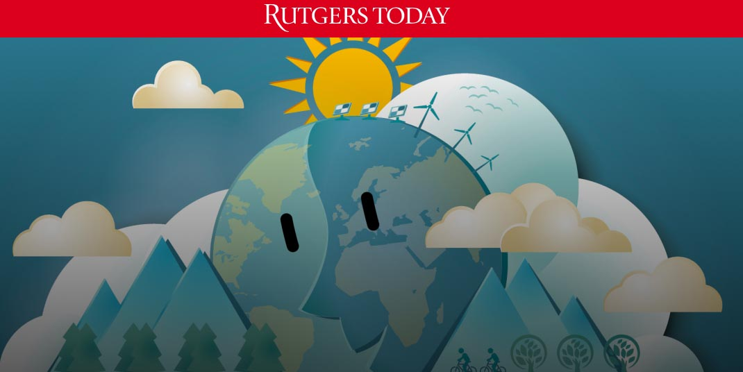 Amid an extraordinary year altered by the coronavirus pandemic, work continues at Rutgers University to address another ongoing crisis with dire consequences: climate change. Following the release of an interim report, the President's Task Force on Carbon Neutrality and Climate Resilience is continuing its work on a comprehensive climate action plan for the university.