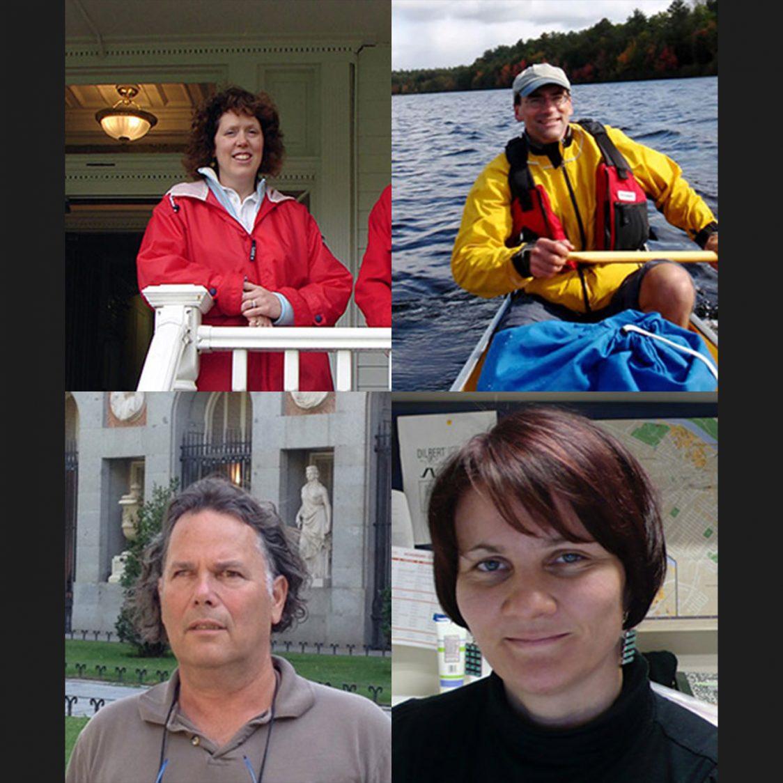 SEBS Names Four EOAS Faculty Members 2020 Excellence Award Recipients