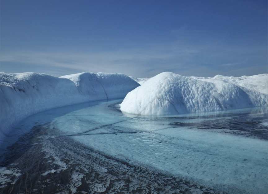 Greenland Melting Likely Increased by Bacteria in Sediment