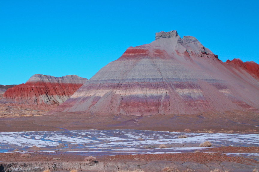 How Rocks Rusted on Earth and Turned Red