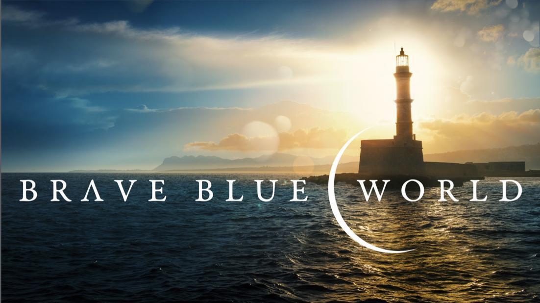 brave blue world logo