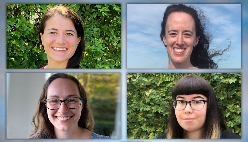 Four From Rutgers Named 2022 NOAA Sea Grant Knauss Marine Policy Fellows